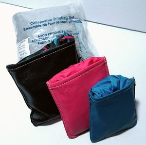AVON - COLLAPSIBLE TOTE BAGS